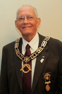 Grand Master of Masons in Mississippi, Fred Bean