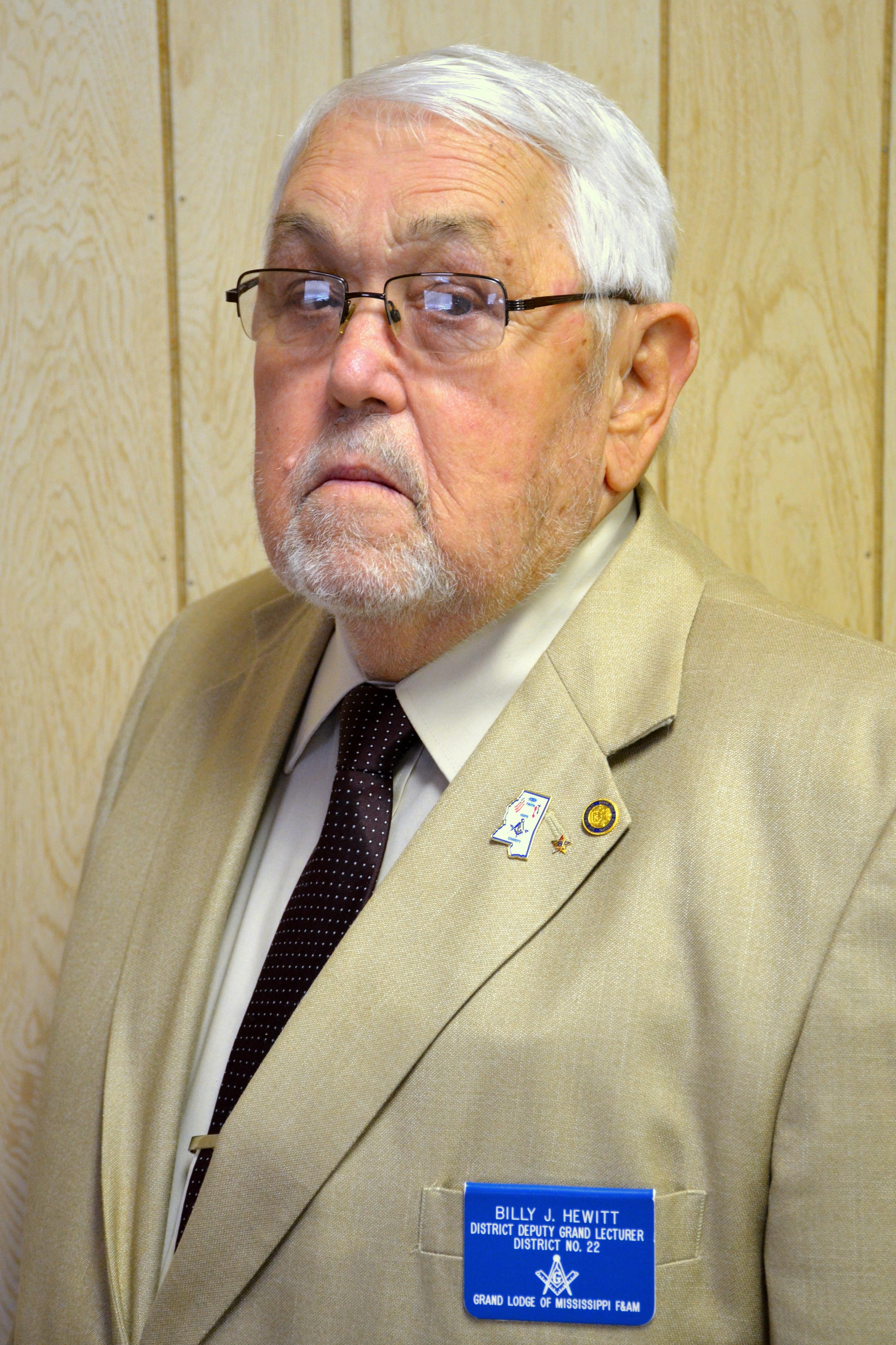 Billy J. Hewitt